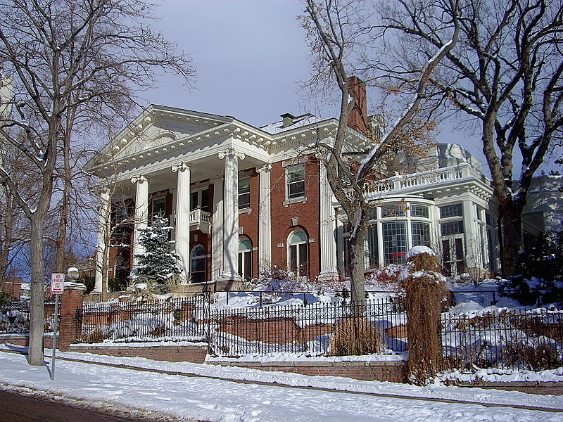 Colorado Governor's Mansion