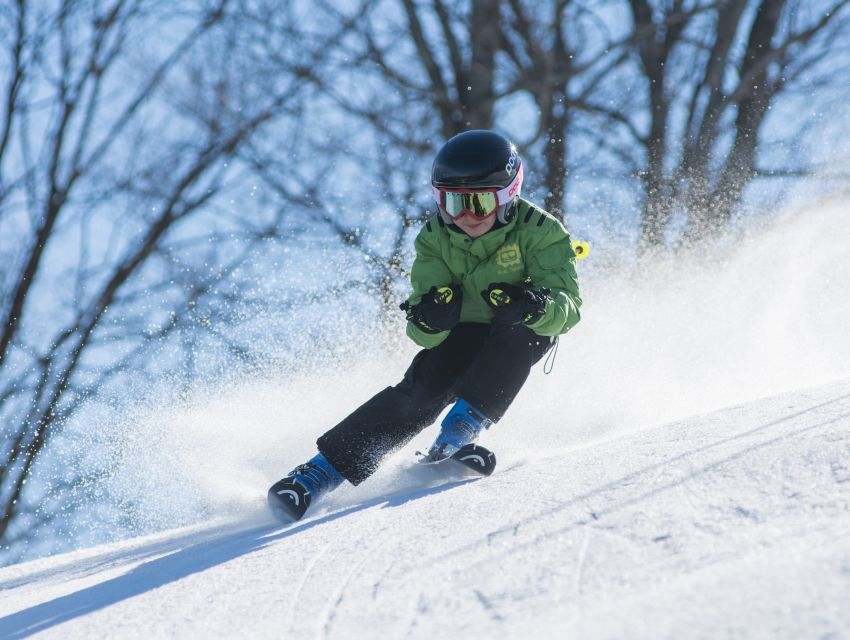 Skiing & Snowboarding Lessons