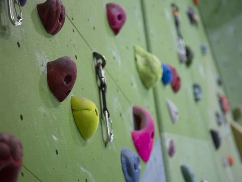 UNB Rock Climbing Wall