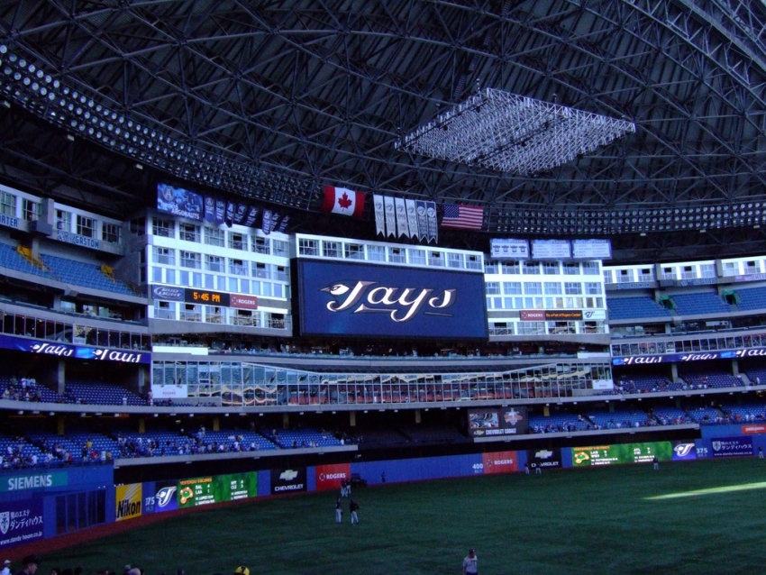 Accommodations Near Rogers Centre Toronto