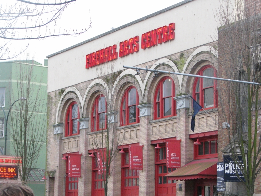 Firehall Arts Centre