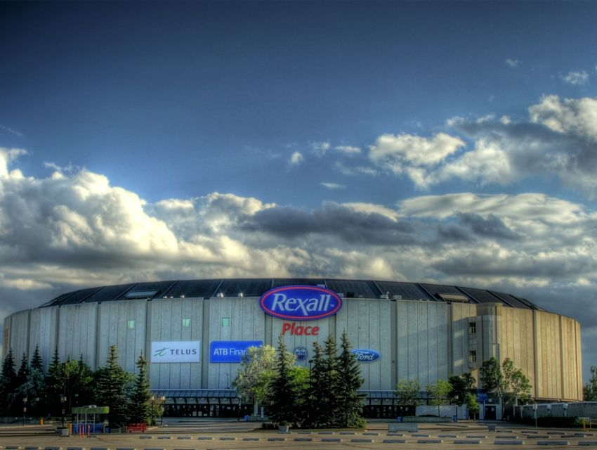 Northlands Coliseum