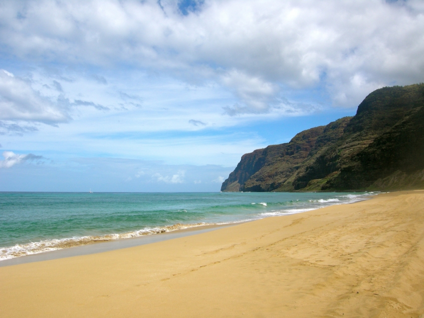 Polihale State Park