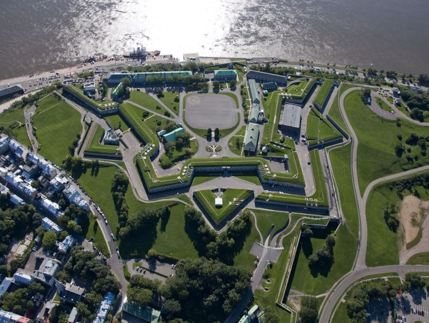 Citadelle of Quebec