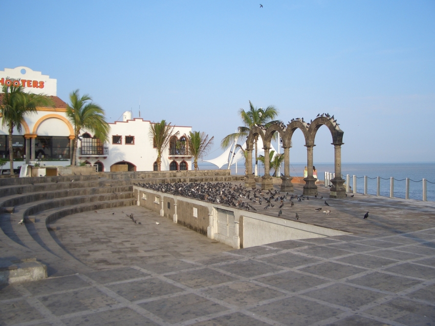 El Malecon Boardwalk