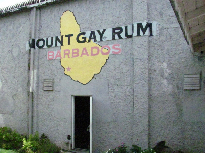 Mount Gay Rum Visitor's Centre