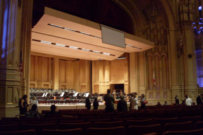 Copley Symphony Hall at Jacobs Music Center
