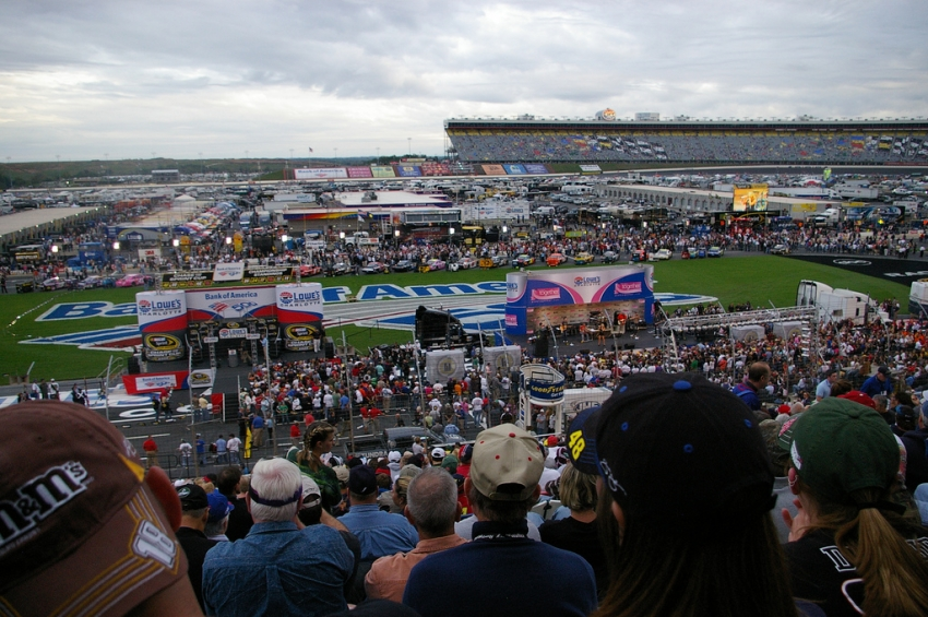 Charlotte Motor Speedway Concord Entertainment Venues