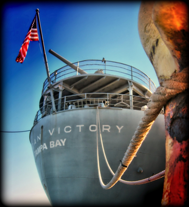 SS American Victory Mariners Museum