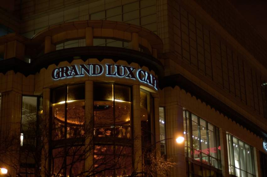 The Grand Lux Cafe Chicago