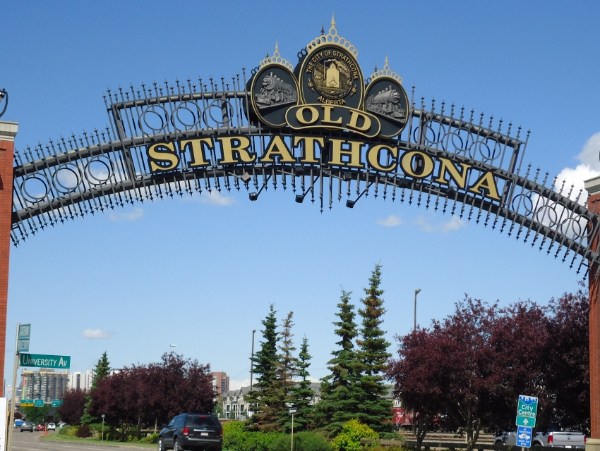 Old Strathcona