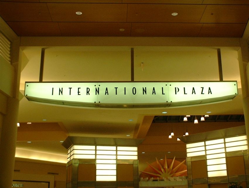 International Plaza and Bay Street