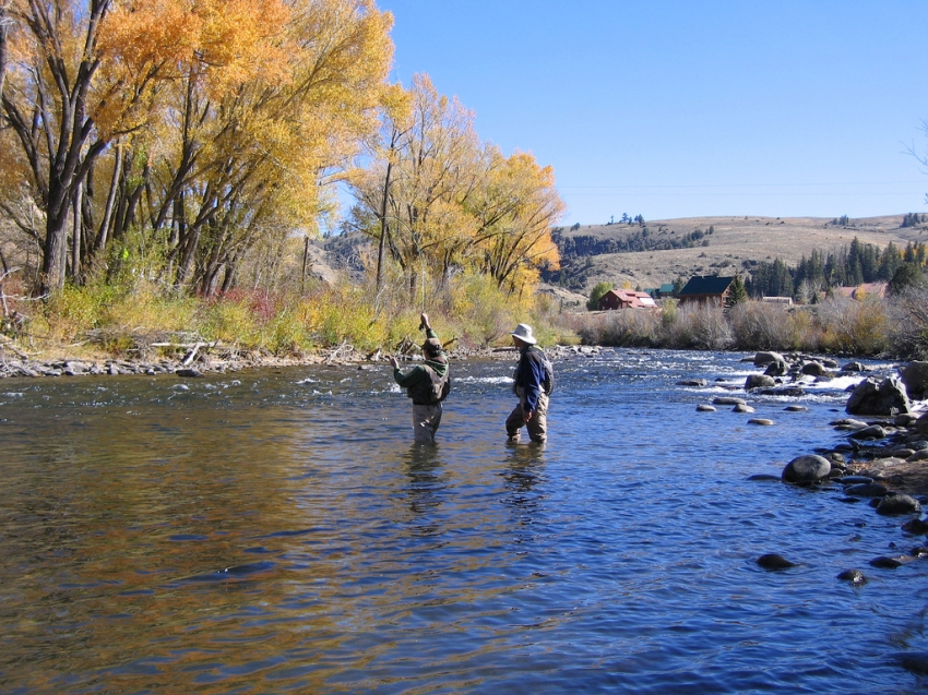 Colorado Trout Hunters