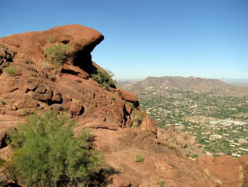 Echo Canyon Trail and Recreation Area