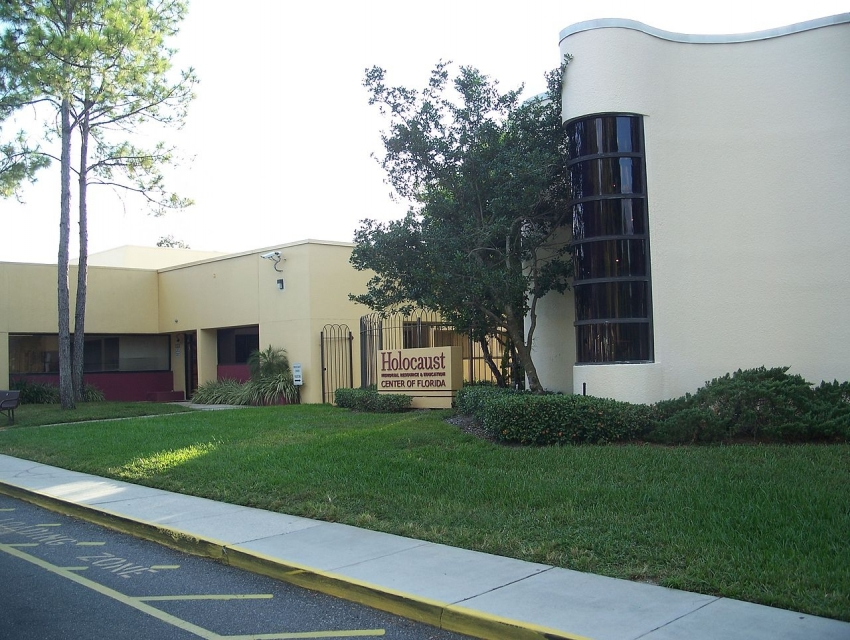 The Holocaust Memorial Resource and Education Center of Florida