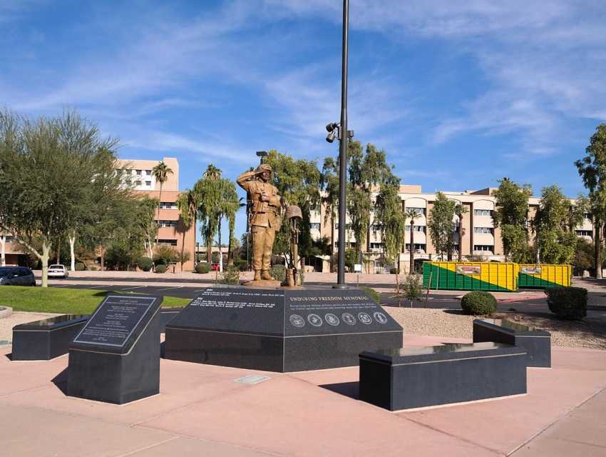 Wesley Bolin Memorial Plaza