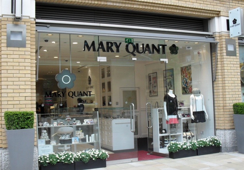 Mary Quant London Shop