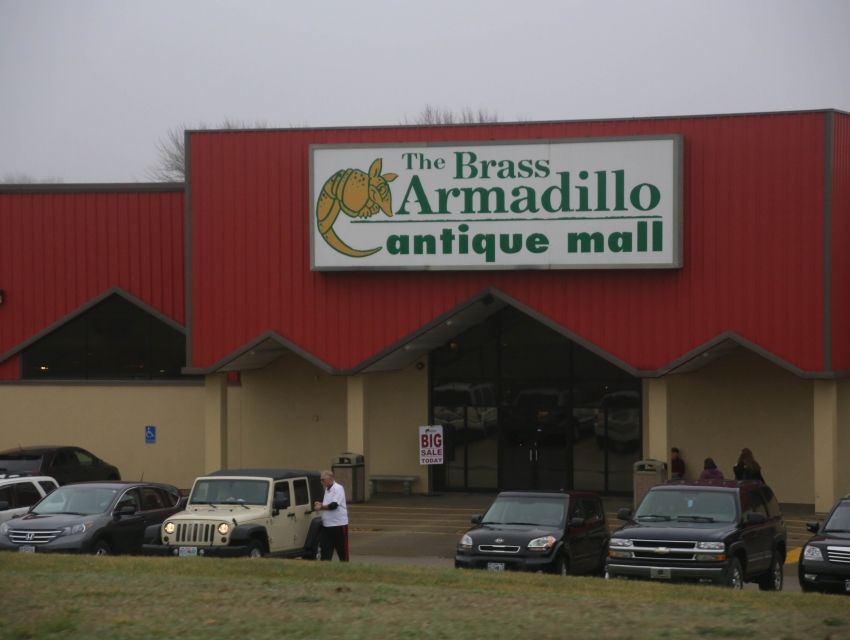 The Brass Armadillo