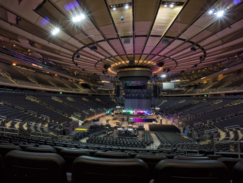 Madison Square Garden Westjet