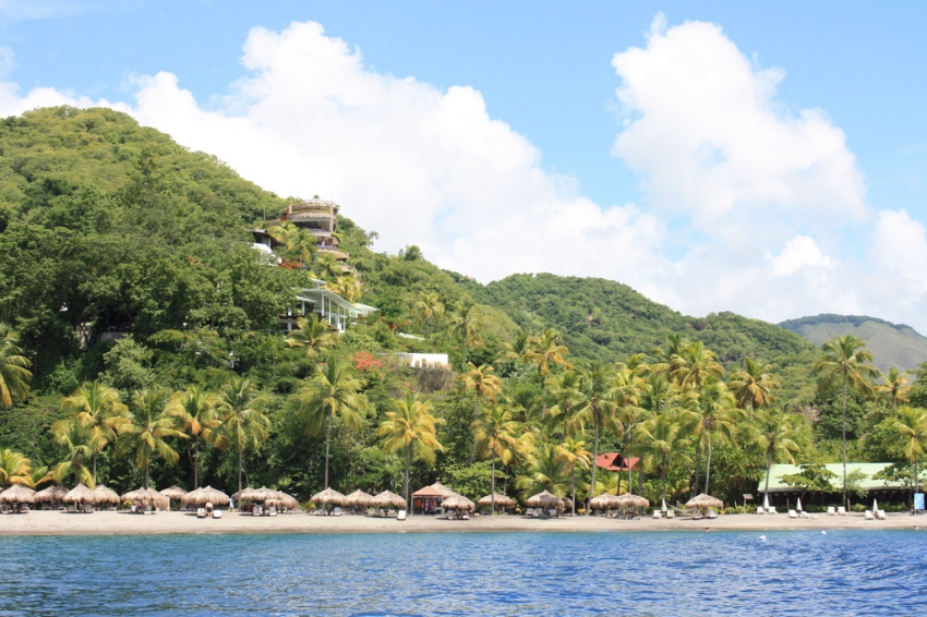 Anse Chastanet Beach & Reef