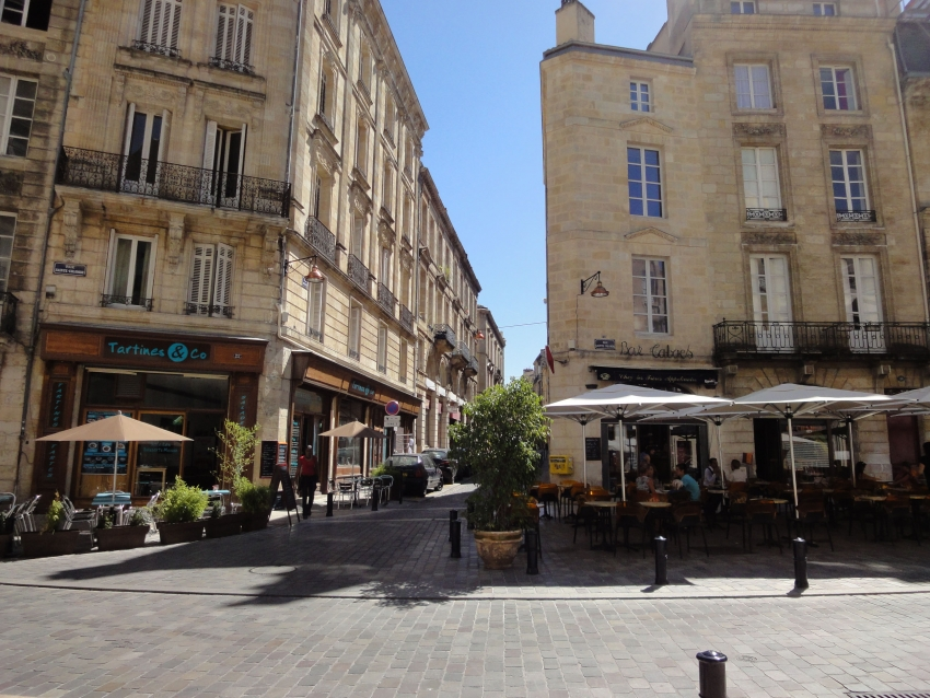 Rue sainte colombe bordeaux cityseeker for 3 rue lafaurie de monbadon 33000 bordeaux