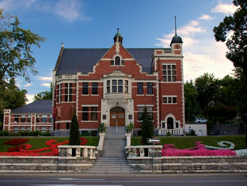 Old Kamloops Courthouse Arts and Cultural Building