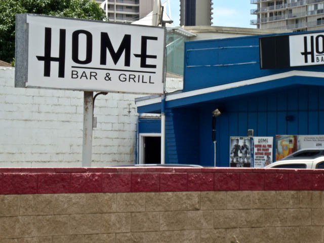 Home Bar & Grill