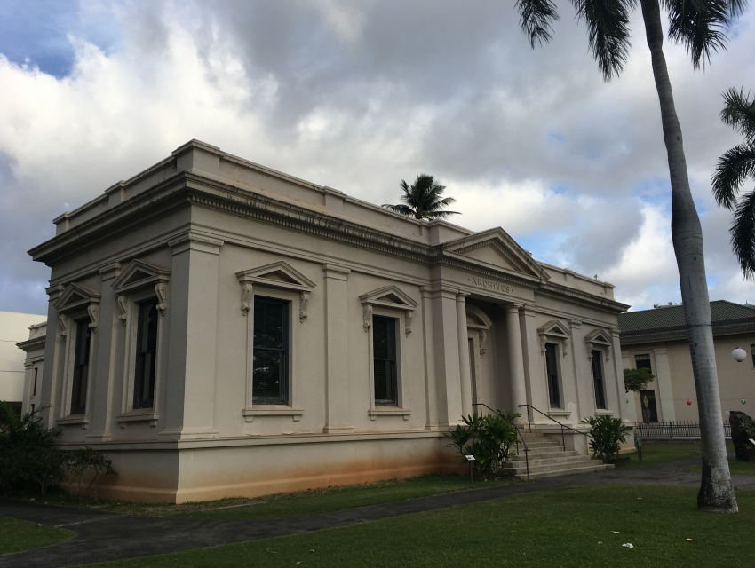 Hawaii Archives Building