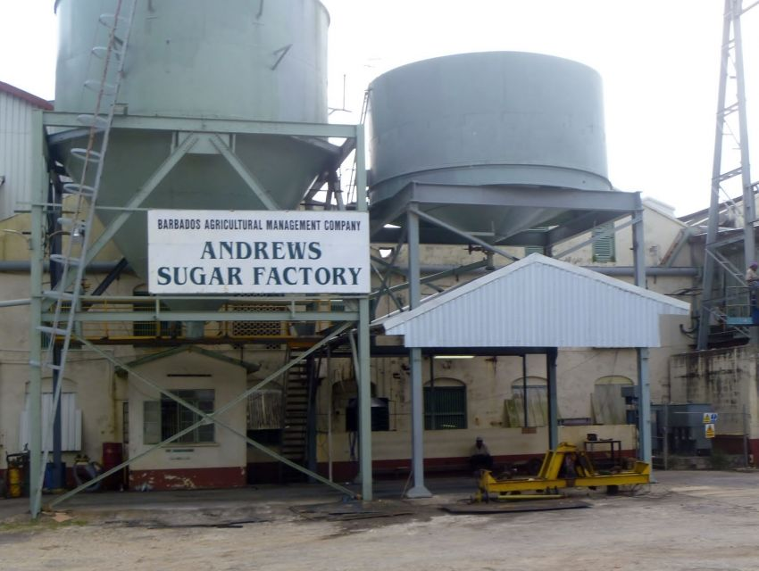 Andrews Sugar Factory