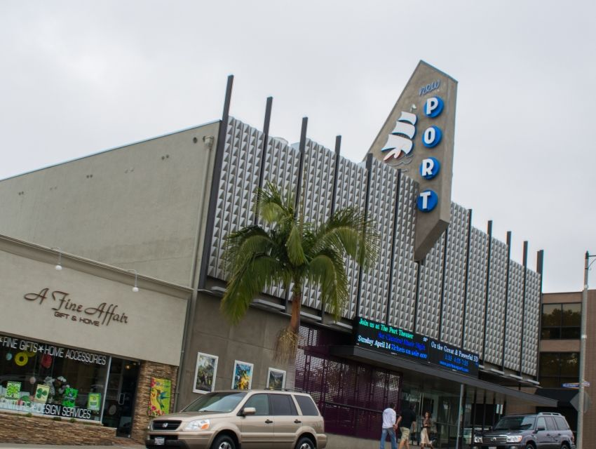 The New Port Theater