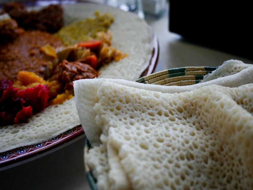 Zehabesha Traditional Ethiopian Food