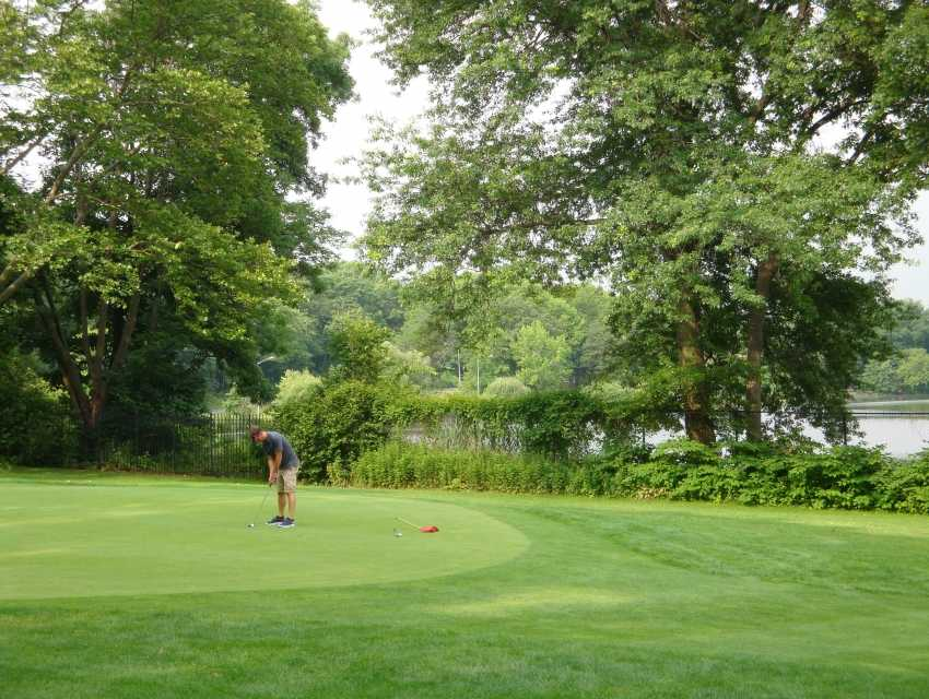 Van Cortlandt Park Golf Course