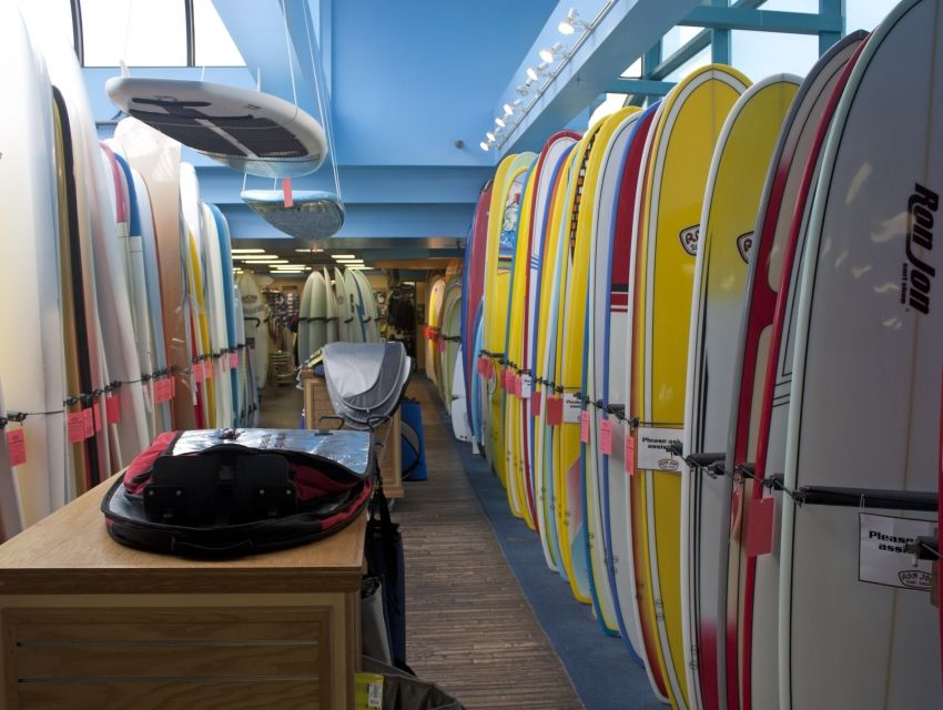 Wallerbears Surf Shop