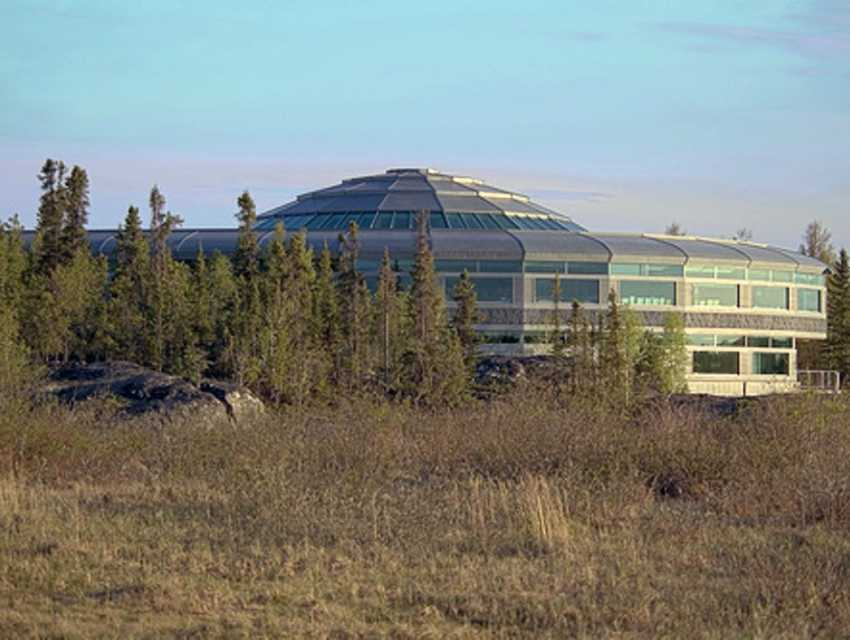 Northwest Territories Legislative Building